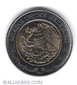 5 Pesos 2008 - Miguel Ramos Arizpe