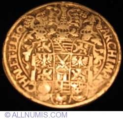 Image #1 of Saxon Thaler 1591