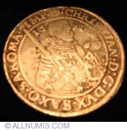 Image #2 of Saxon Thaler 1591