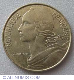 Image #2 of 20 Centimes 1990