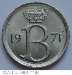 Imaginea #2 a 25 Centimes 1971 (Belgie)