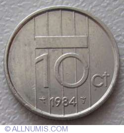 Image #1 of 10 Cents 1984
