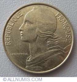Image #2 of 20 Centimes 1996