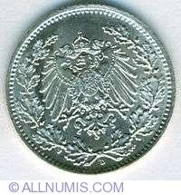 1/2 Mark 1917 D