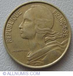 Image #2 of 10 Centimes 1964