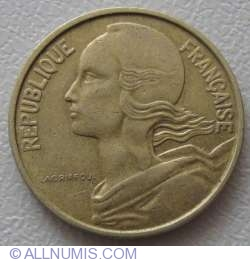 Image #2 of 10 Centimes 1967