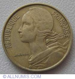 Image #2 of 10 Centimes 1969
