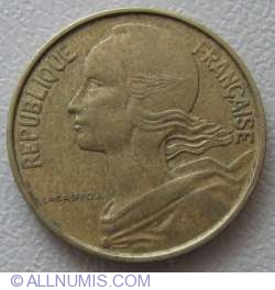 Image #2 of 10 Centimes 1971