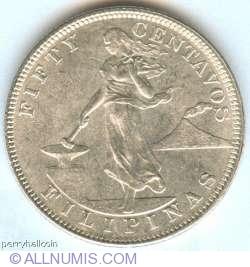 Imaginea #2 a 50 Centavos 1903