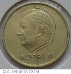 Image #2 of 5 Francs 1994 (Belgique)