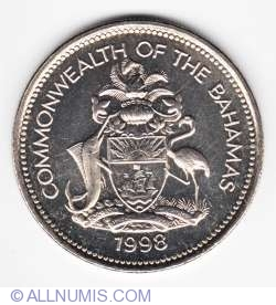 Image #1 of 25 Cents 1998