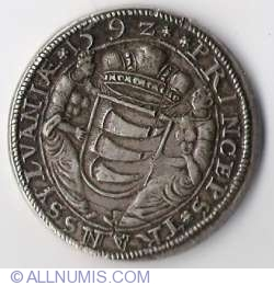 Image #1 of 1 Thaler 1592