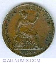 Farthing 1854