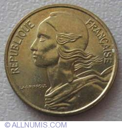 Image #2 of 5 Centimes 1987