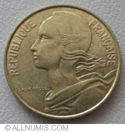Image #2 of 10 Centimes 1987