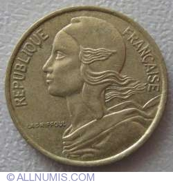 Image #2 of 5 Centimes 1990