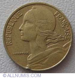 Image #2 of 5 Centimes 1993