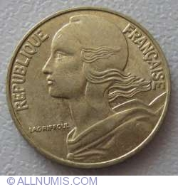 Image #2 of 5 Centimes 1994 (Bee)
