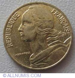 Image #2 of 5 Centimes 1996