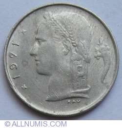 Imaginea #2 a 1 Franc 1971 (Belgie)