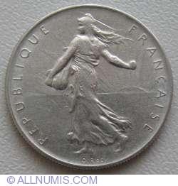 Image #2 of 1 Franc 1960