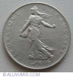 Image #2 of 1 Franc 1961