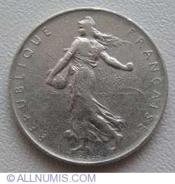 Image #2 of 1 Franc 1969