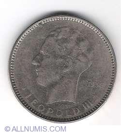 Image #1 of 5 Francs 1936 (Belgique)