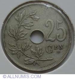 Image #1 of 25 Centimes 1922 (Belgie)