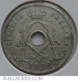 Image #2 of 25 Centimes 1922 (Belgie)