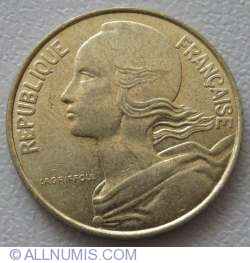 Image #2 of 10 Centimes 1988