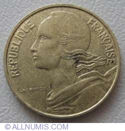 Image #2 of 10 Centimes 1989