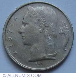 Imaginea #2 a 5 Franci 1971 (Belgique)