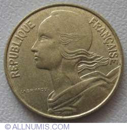 Image #2 of 10 Centimes 1992