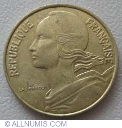 Image #2 of 10 Centimes 1993