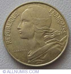 Image #2 of 10 Centimes 1995