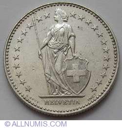 Image #2 of 2 Francs 1991