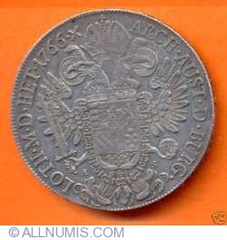 Image #2 of Joseph II Thaler 1766