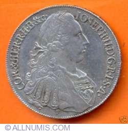 Image #1 of Joseph II Thaler 1766