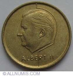 Image #2 of 5 Francs 1994 (Belgie)