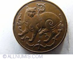 Image #1 of 1 Penny 1980 AC