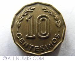 Imaginea #1 a 10 Centesimos 1976