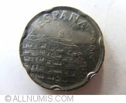 Image #2 of 50 Pesetas 1992 - Olympics - La Pedrera