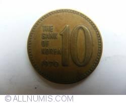 10 Won 1970