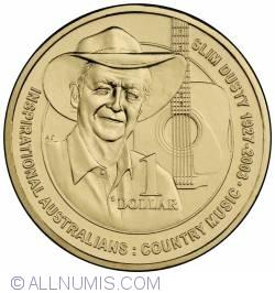1 Dollar 2013 - Slim Dusty