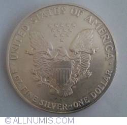 Image #1 of Silver Eagle 1991