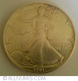 Image #2 of Silver Eagle 1991
