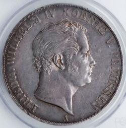 Image #2 of 2 Thaler 1846