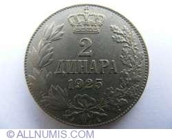 Imaginea #1 a 2 Dinara 1925 B