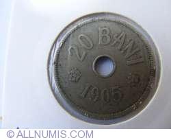 20 Bani 1905